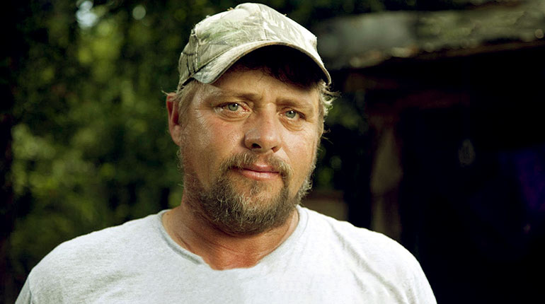 Image of Swamp people cast Junior Edwards Biography and Wiki, Bio.