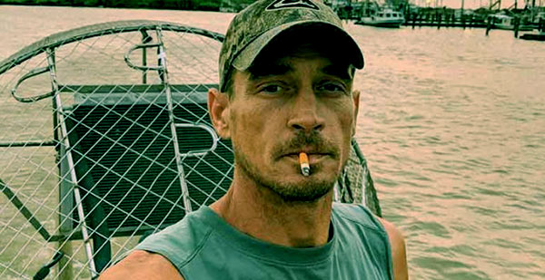 Image of Caption: Swamp People castTommy Chauvin salaries