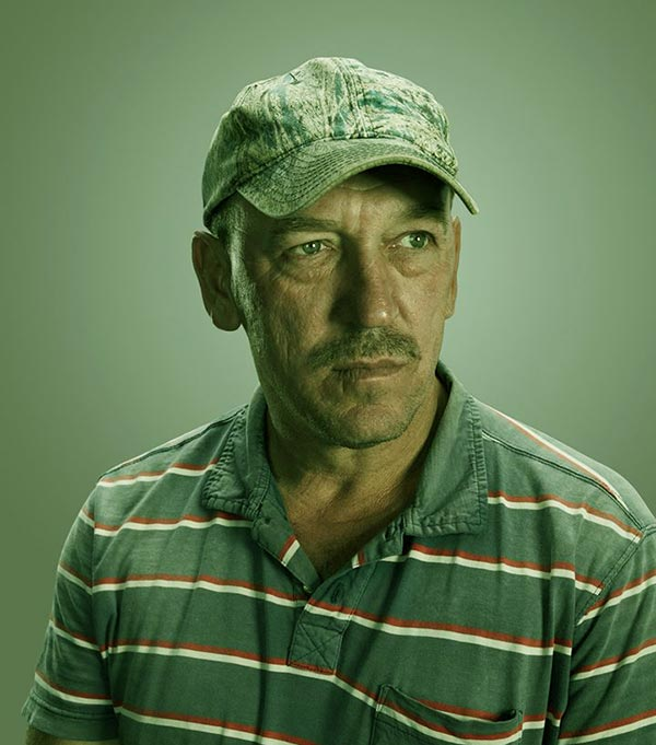 Image of Caption: Swamp People cast Troy Landry salaries
