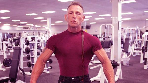Image of Caption: Gator Hunter, R.J. Molinere renowned arm wrestler