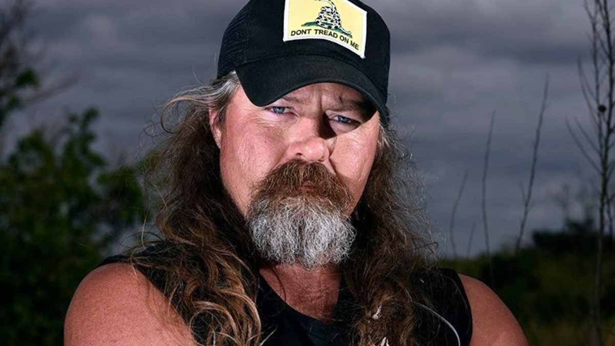 Photo of Swamp People star, Dusty Crum.