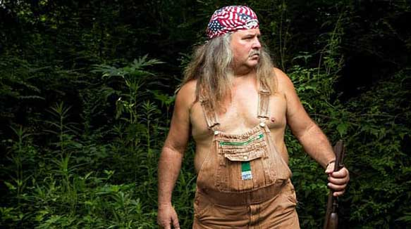 """Photo of Bruce Mitchell from """"Swamp People."""""""