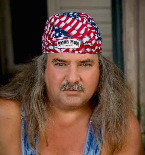 Photo of Swamp People Cast, Bruce Mitchell.