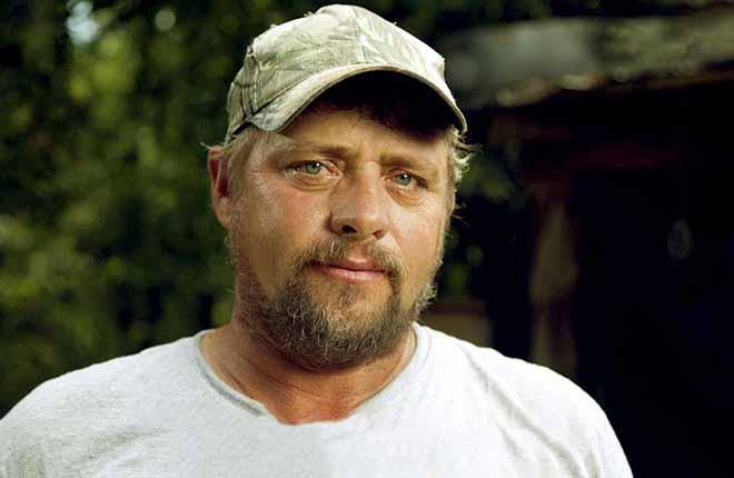 Photo of Swamp People Cast, Junior Edwards.