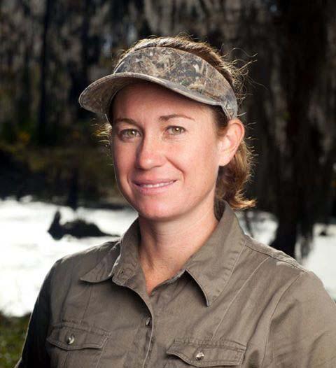 Photo of Swamp People Cast, Kristi Broussard.