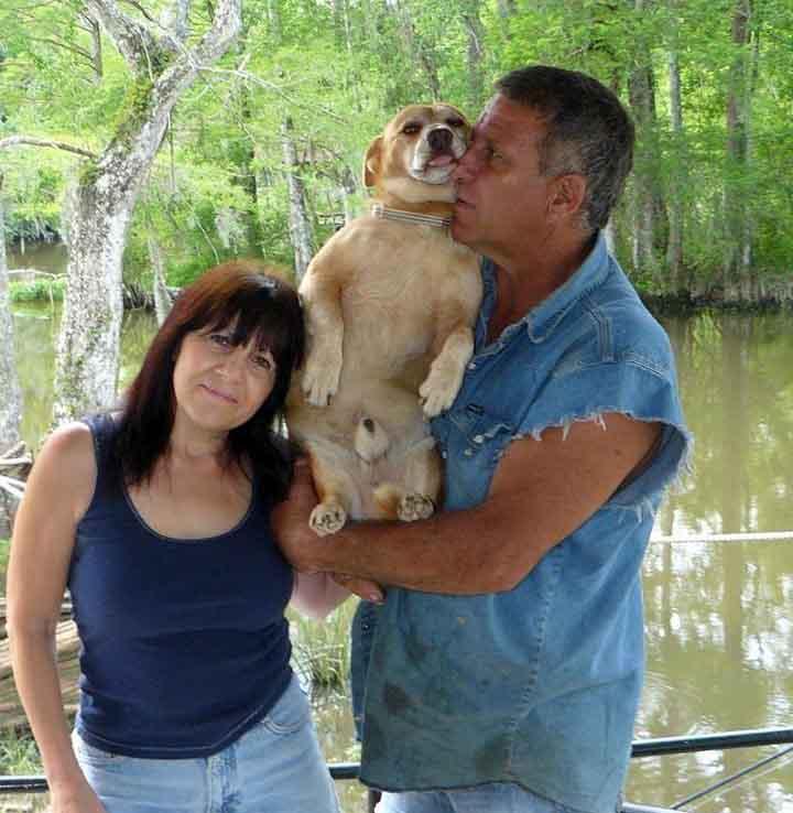 Photo of Shelby Stanga and his wife, Donna Stanga.