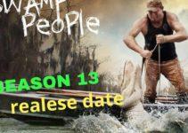 Swamp People season 13 release date